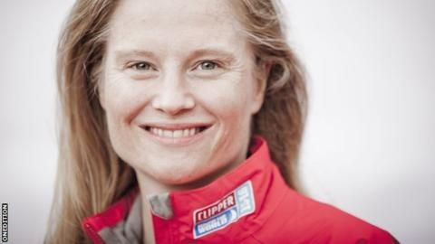 Sarah Young: Second Briton dies in Clipper Round The World Yacht Race - BBC Sport