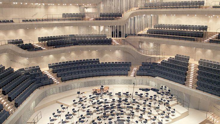 Hamburg Elbphilharmonie by Herzog & de Meuron