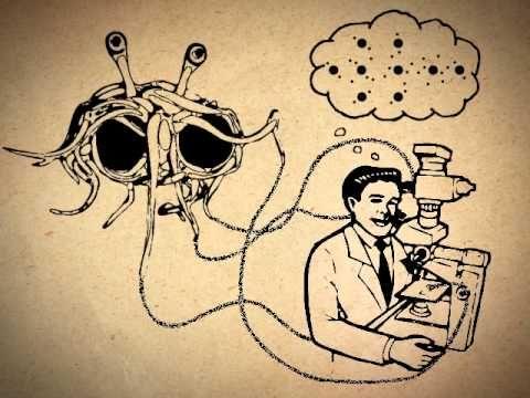 Flying Spaghetti Monster song