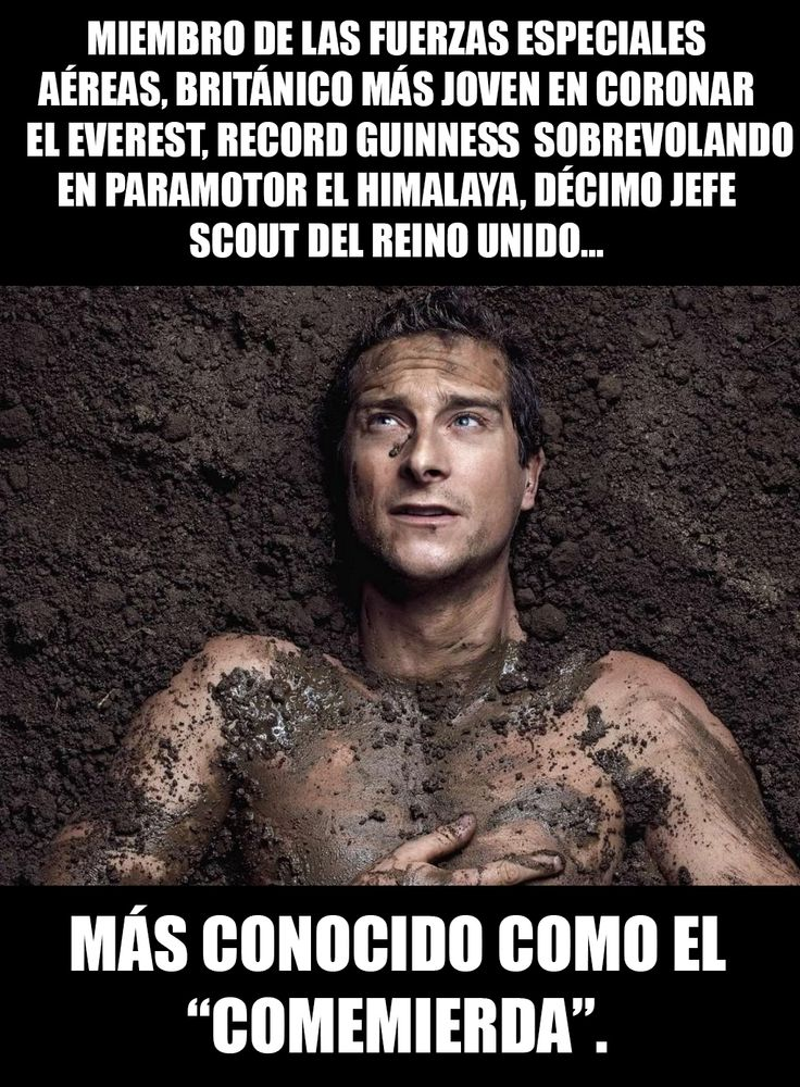 22 Best Images About Bear Grylls Quotes On Pinterest