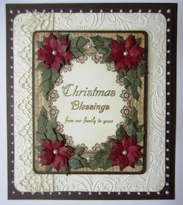 PartiCraft (Participate In Craft): Christmas Blessings