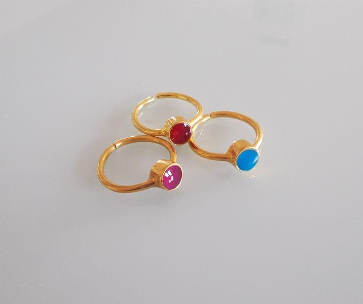 Jelo rings!!! So colourfull and so happy!