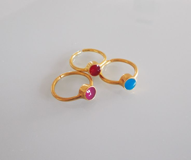 Jelo rings!!! So colourfull and so happy!