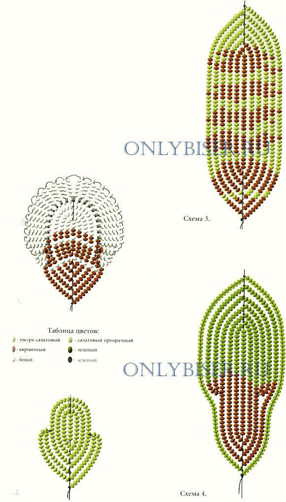 Орхидея 1, схемы