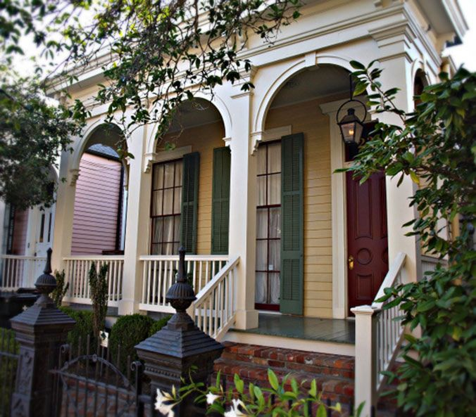 17 Best Images About Garden District Homes On Pinterest