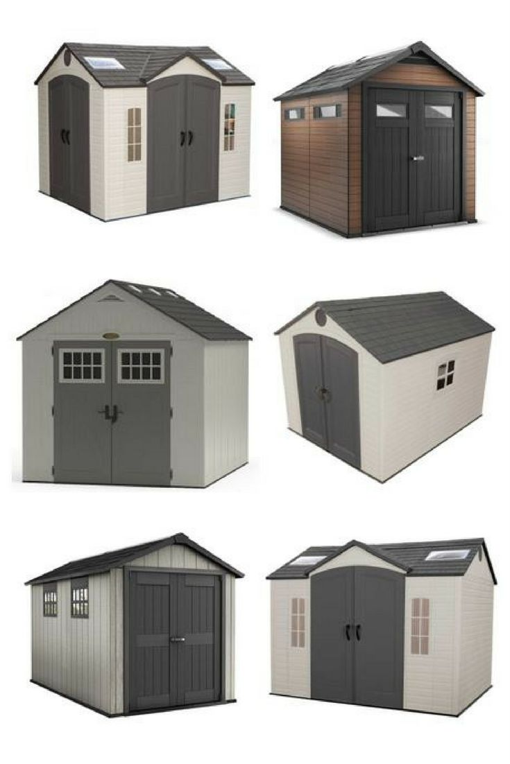 resin blow molded youtube suncast shed watch sheds cascade storage