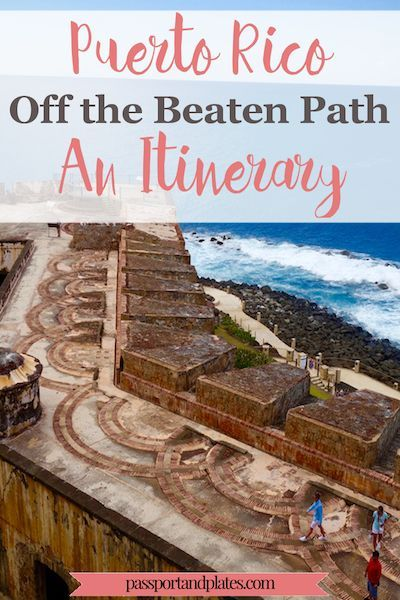 Puerto Rico surprised me and I was truly able to experience it like a local by spending the week driving around the island. If you want to see what Puerto Rico has to offer outside San Juan and the beach, click to read! This is Puerto Rico, off the beaten path. | passportandplates...