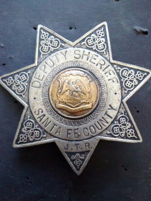 81 best Old Western Badges RealFake images on Pinterest