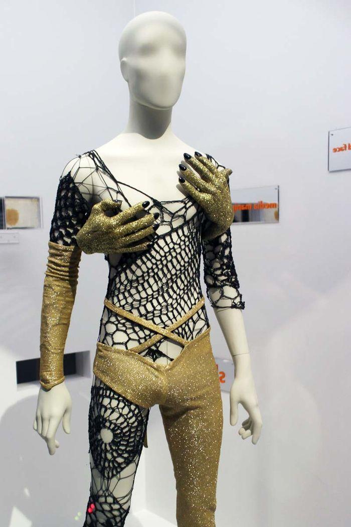 Bowie - Stage costume by Kansai Yamamoto
