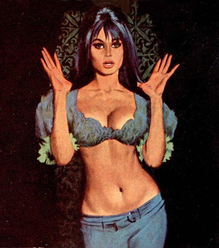 Robert McGinnis Art saved by @feetvicious2 #feetvicious2 #pulp #illustration #retro