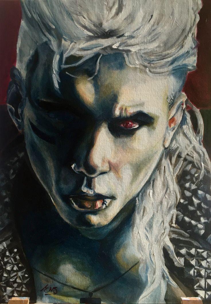 Tate Whiteslade, character. By Ella Sapsford