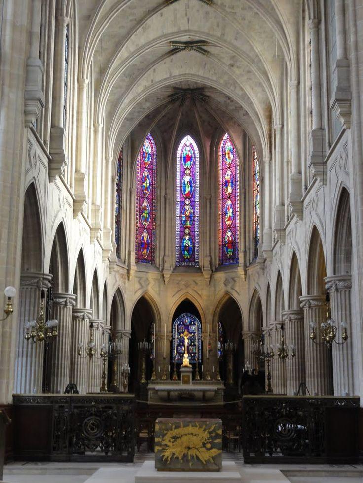 Saint Germain Auxerrois.