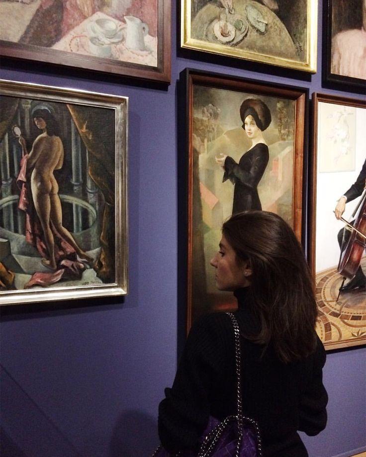 """NATIONAL MUSEUM, WARSAW 60 Likes, 1 Comments - Kasia Jastrzębska (@kasia.jastrzebska) on Instagram: """"#vsco #vscocam #vscogram #muzeumnarodowe #mnw #warsaw #warszawa #polishgirl #art #20s #30s…"""""""