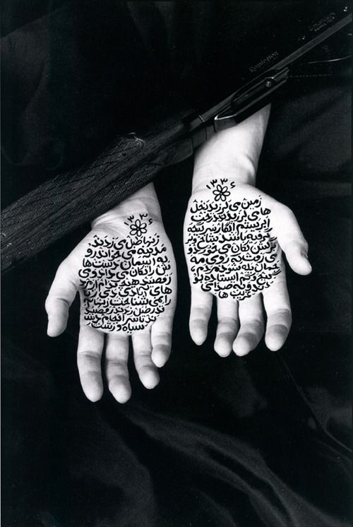 (stories of martyrdom « shirin neshat) -repinned by http://LinusGallery.com #art #artists #contemporaryart