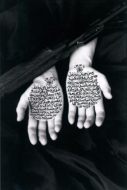 (stories of martyrdom « shirin neshat) -repinned by http://LinusGallery.com #art #artists #contemporaryart