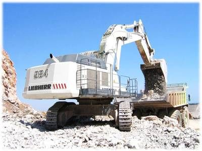 liebherr excavators - Google Search