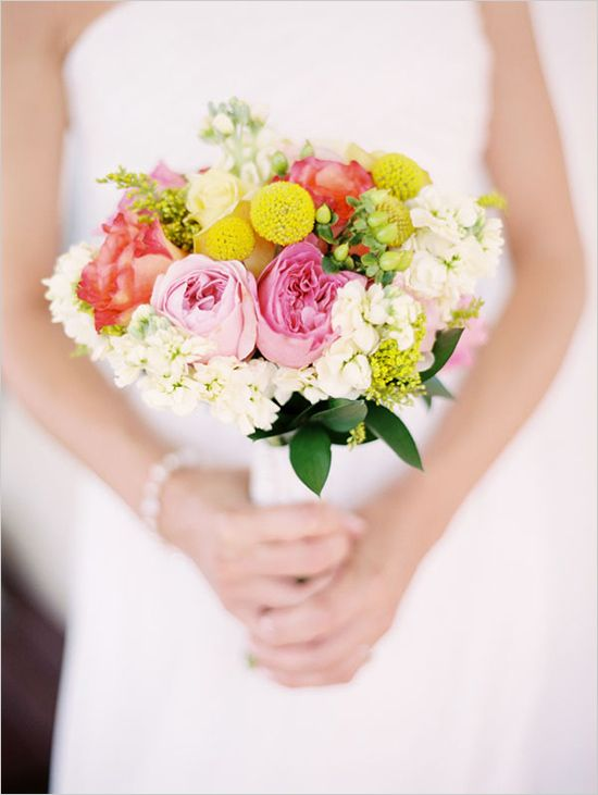 wildflower bridal posie: Prices starting from £65 depending on flower choice