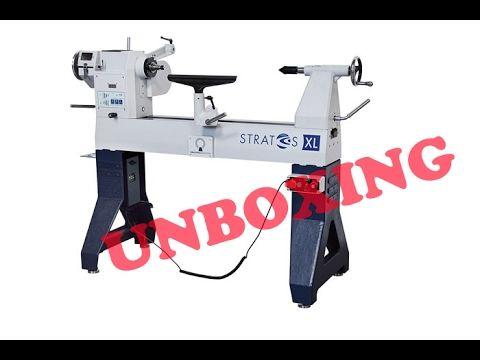 Unboxing Drechselmeister Stratos XL