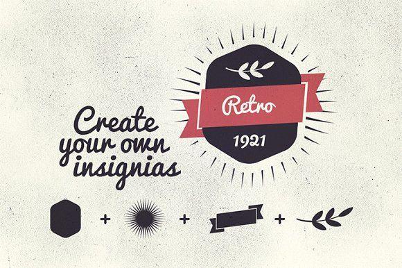 Badge Creator Kit @creativework247