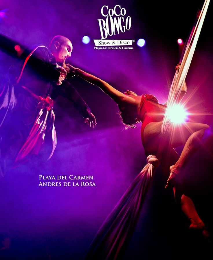 And I would do anything for love, but I won't do that... No, I won't do that. - The Phantom of the Opera. #CocoBongo #Cancun #PlayaDelCarmen
