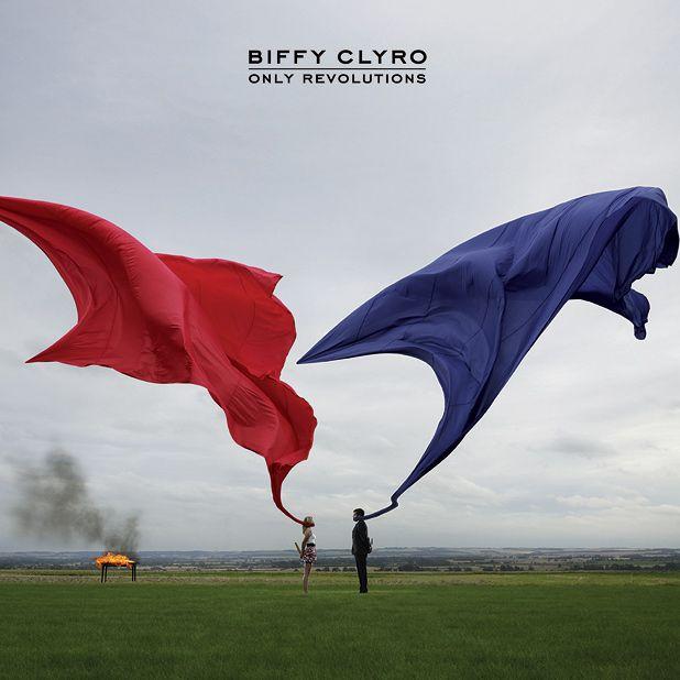 Only Revolutions - Biffy Clyro