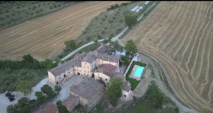 Location for #wedding in #Umbria. An Historical and medieval house for your wedding dream. www.borgocolognola.it #Wedding #Perugia #assisi