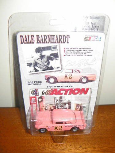 dale earnhardt k 2 k2 1956 pink ford victoria 1 64 action. Black Bedroom Furniture Sets. Home Design Ideas