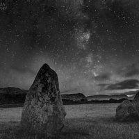 Castlerigg Milky Way (mono)