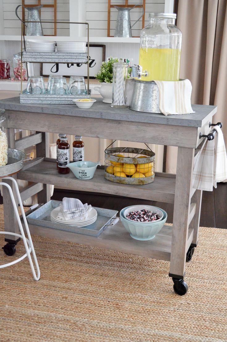 Better Homes And Gardens Kitchen Island Cart
