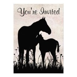 25 best justines shower images on pinterest horse baby showers i love this invite for a horse theme baby shower its cute and classy at filmwisefo Gallery