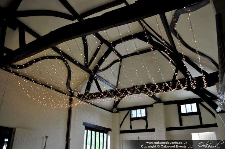 Another lovely canopy at Nether Winchendon!