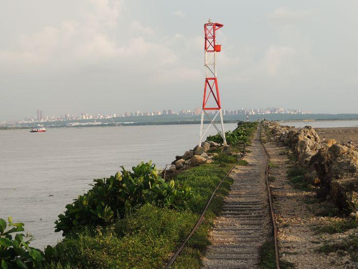 Bocas de Ceniza, Barranquilla, Colombia.