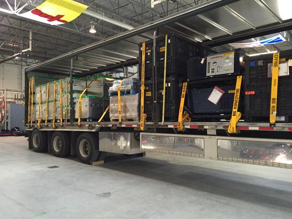 @CBCScott  May 4 Another of the Cda Task Force 2 trucks....almost loaded up. #ymmfire