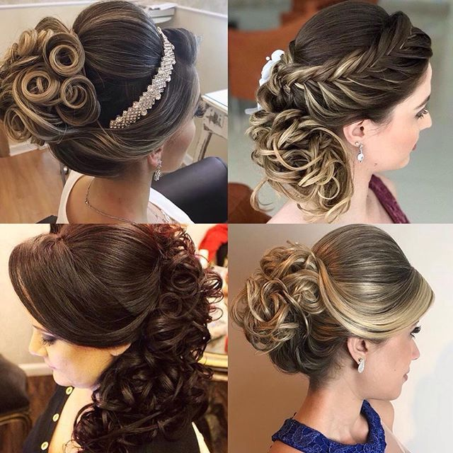 Discover penteadossonialopes's instagram image Coque #PenteadosSoniaLopes ✨ . . . #sonialopes #cabelo #penteado #noiva #noivas #casamento #hair #hairstyle # 1528004978818445621_1188035779 • Inswiki