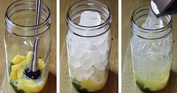 healthy fruit infused water is olive a fruit