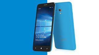 Avance en la tecnología: Alcatel Ídolo Pro 4 Podría Sport 64 GB de almacena...
