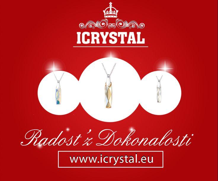 Máme pre Vás ďalší šperk z edície Swarovski za zvýhodnenú cenu. Jemný náhrdelník, ktorí sa krásne vyníma na dekolte každej ženy je k dispozícií vo viacerých farebných prevedeniach.  Očarte svoje okolie našimi striebornými šperkami. Zadajte kód Swarovski_N a získajte 8€ zľavu z pôvodnej sumy tohto náhrdelníku. Akcia platí do pondelka do 20:00