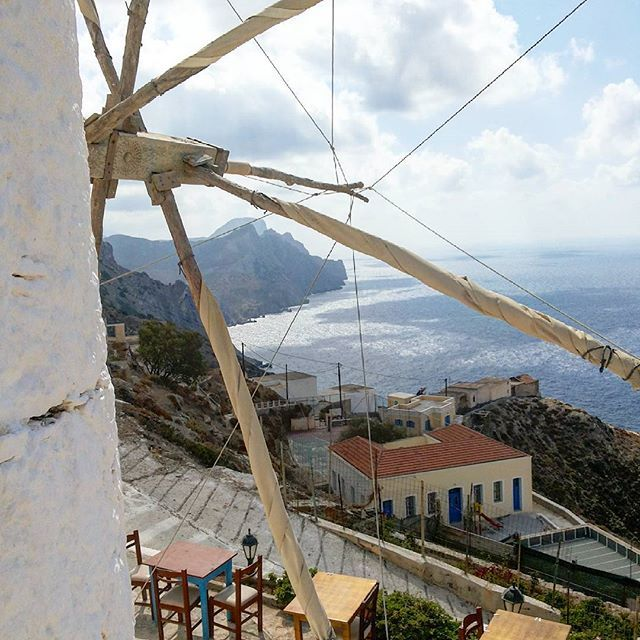 The most beautiful school of the world #karpathos IslanD, GreEcE...