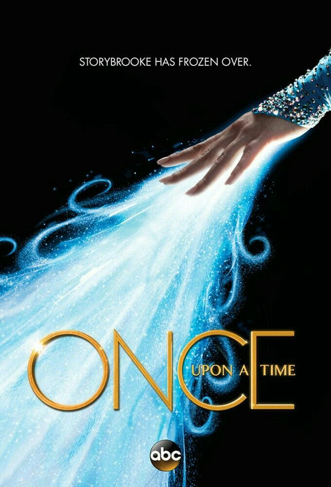 Once Upon A Time Season 4 Poster Frozen