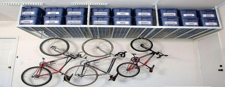 Costco, Home Depot Garage Storage Racks are Unlike TUFFRAX