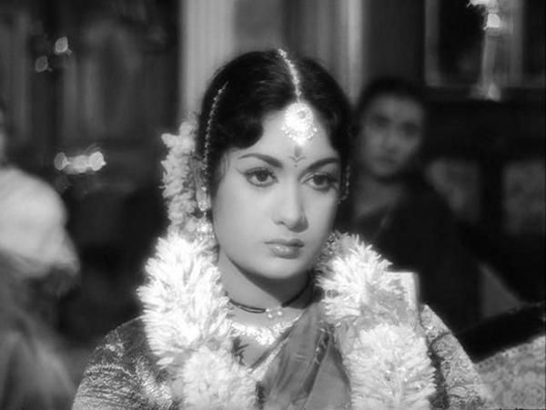 KOMREDDY SAVITRI: Whenever a poll has been conducted to name the best actress ever in Tamil and Telugu cinema, one name has always garnered the most votes and that too by a huge margin - Savitri.Titled 'Nadigeyar Thilakam' (Great Actress)Savitri was known outside Tamil and Telugu films as 'Meena Kumari of the South.' Acting opposite stalwarts-Sivaji and Gemini ,she proved to be an extremely versatile actress with no role beyond her.