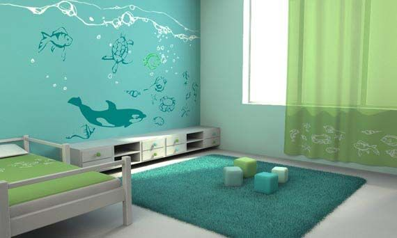 1000 Ideas About Underwater Bedroom On Pinterest Sea Theme Bedrooms Sea Bedrooms And Sea Murals