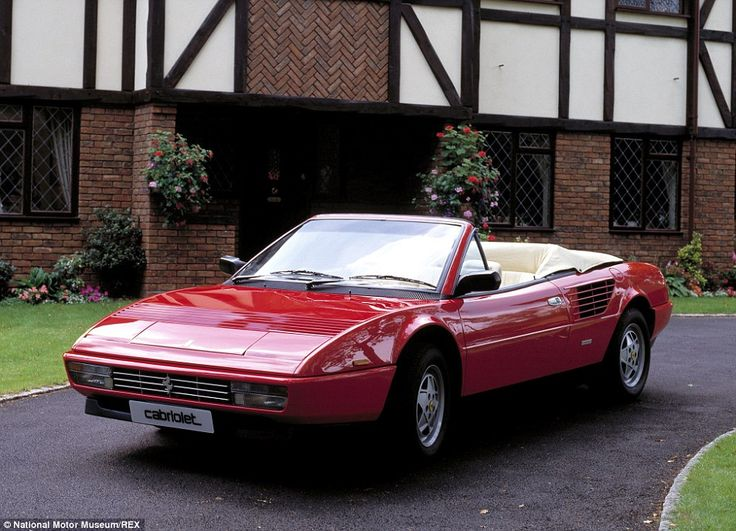 1000 ideas about ferrari mondial on pinterest ferrari ferrari 328 and ferrari 288 gto. Black Bedroom Furniture Sets. Home Design Ideas