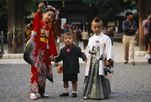Shichi – Go – San Festival