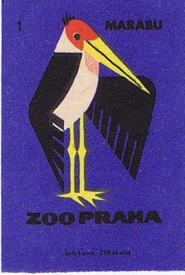 Animal Matchbox Covers