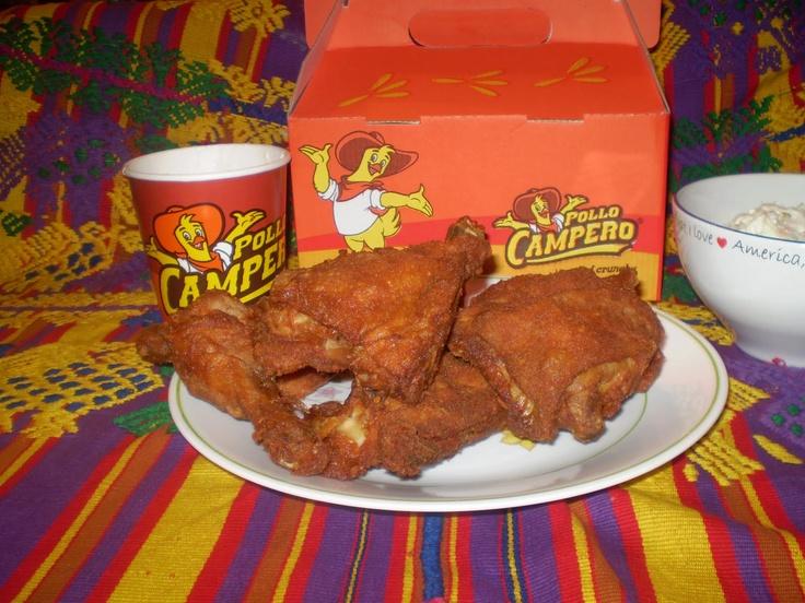 """El mejor Pollo del mundo es """"Pollo campero"""" - Taringa!"""