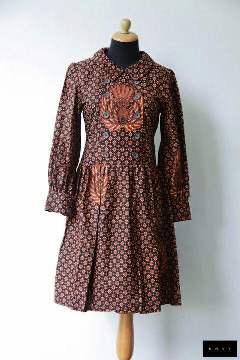 Dress batik Truntum gurdo
