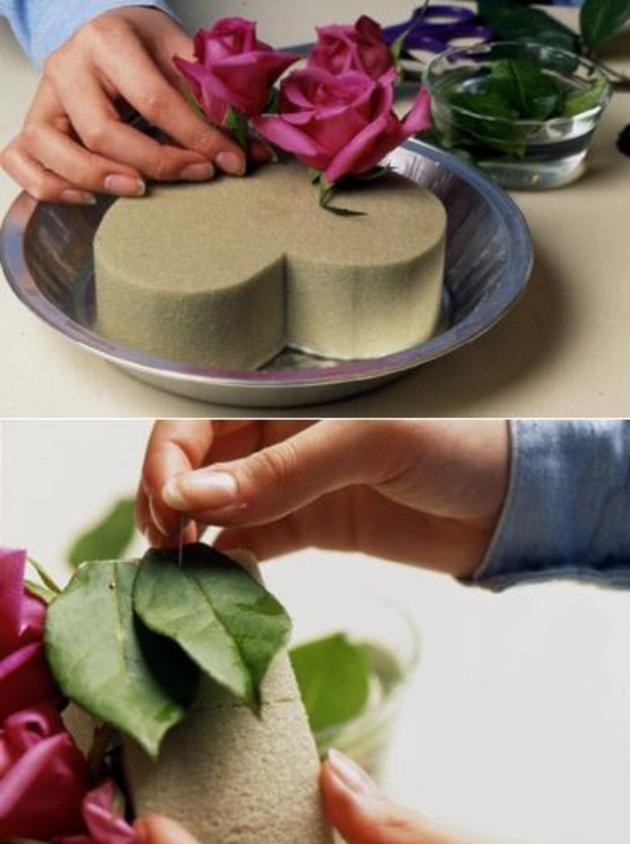 Increibles Como hacer Arreglos Florales para Bodas.Ideas geniales.