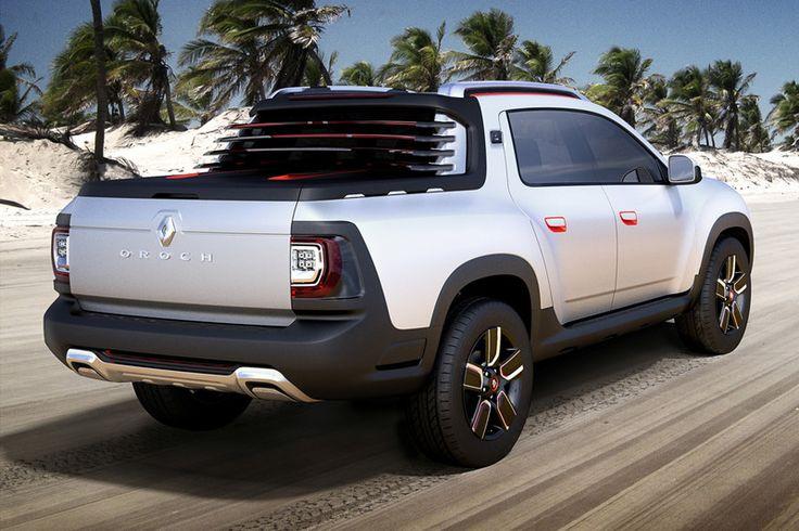 Een Dacia Duster pick-up, waarom niet? - Autonieuws | Autokopen.nl