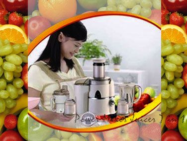 Minum Jus Setiap Hari untuk Tubuh Sehat, Bikin Jus dengan Power Juicer 7 in 1 untuk Hasil Terbaik! Mixer yang dapat digunakan untuk bermacam-macam buah dan sayur-sayuran dengan lebih cepat dan efisien dengan kapasitas 1800ml, Power Mixer Juicer 7 in 1 hanya Rp520.000. Sehat, mudah, aman! www.goodizz.com